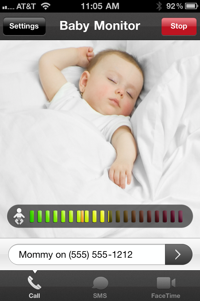 5 App-Enabled Baby Monitors That Work With iOS Devices