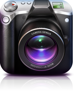 Camera Genius for iPhone by CodeGoo